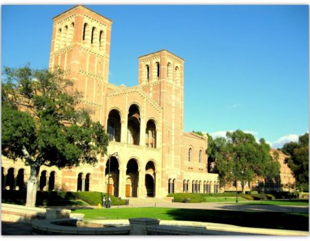 UCLA Universite Californie Los Angeles